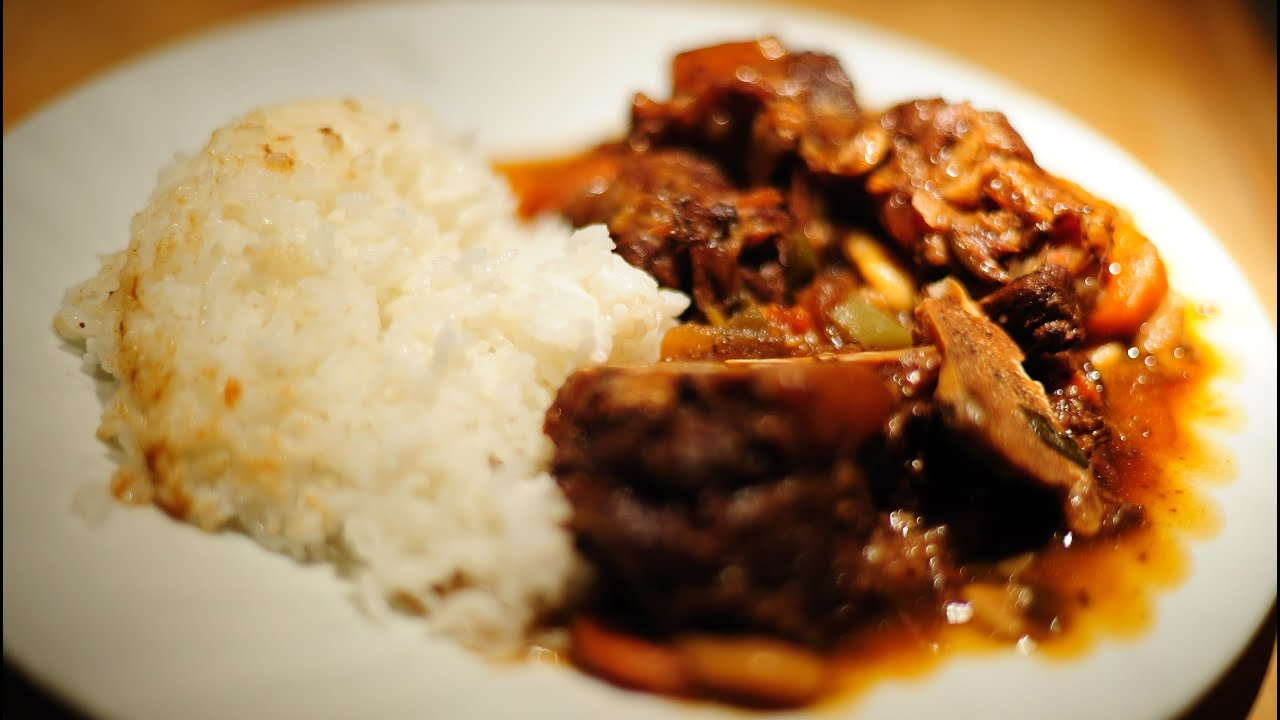 Instant Pot Jamaican Oxtail Stew Youtube