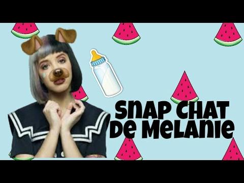 Snapchat de Melanie Martinez