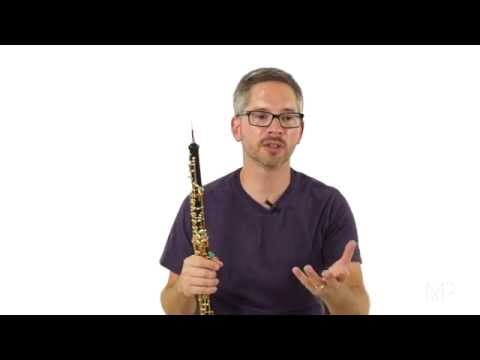 Oboe Melody - A Simple Bach Melody