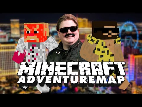 Minecraft Adventure Map Las Vegas Special