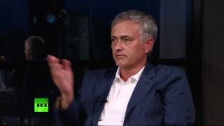 Спецэфир с Жозе Моуринью по итогам матча Хорватия — Англия