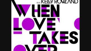 When Love takes over - David Guetta feat. Kelly Rowland [Albin Myers Remix]