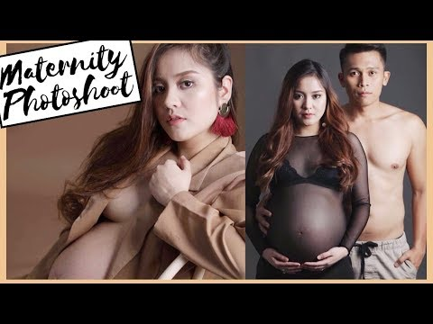 Vlog #37 Maternity Photoshoot!
