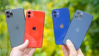 iPhone 11 / 11 Pŗo vs 12 / 12 Pro - Was sollte man kaufen? Kaufberatung