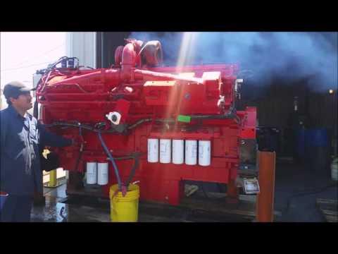 KTA50M2 CUMMINS MARINE DIESEL ENGINE 1600HP