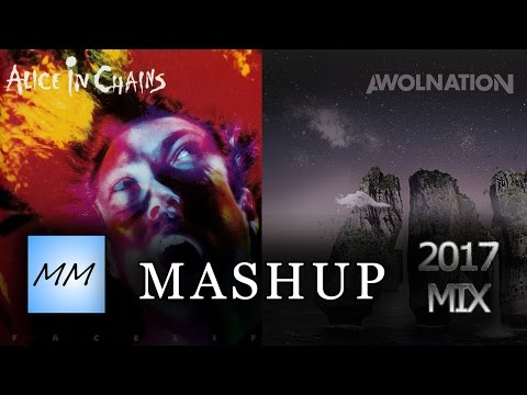 Man In The Sail - AWOLNATION & Alice In Chains MASHUP [New 2017]