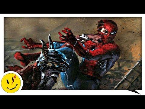 ☣ Заговор Клонов: ШАКАЛ УНИЧТОЖАЕТ ВСЕХ ЛЮДЕЙ НА ЗЕМЛЕ? (Marvel Comics: Amazing Spider-Man)