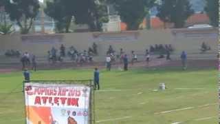 Argo Pantes Marien 4x100 M Babak Popnas 2013