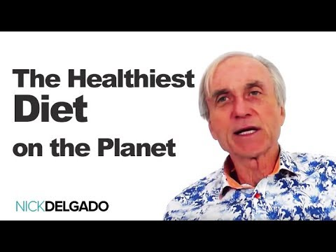 "Dr. Delgado Interviews Dr. John McDougall On ""The Healthiest Diet on the Planet"""