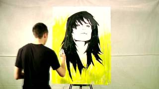 """The Dead Weather - Alison Painting - """"Gasoline"""""""