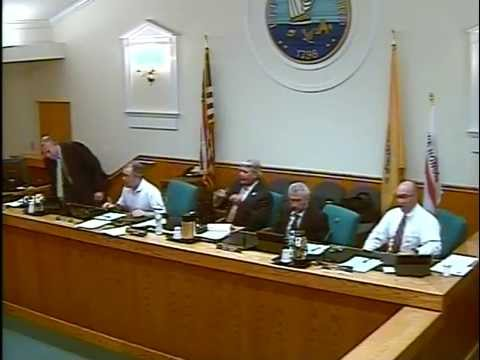 Upper Township Committee Meeting 5/27/14