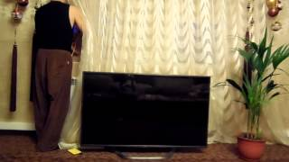 видео Комнатная ТВ антенна своими руками