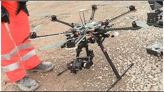 'Hexacopter' flying camera makes Thumbnail