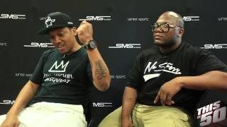 Khalil Kain on Acting w/ Tupac; Juice; Wouldn't Do a Reality Show