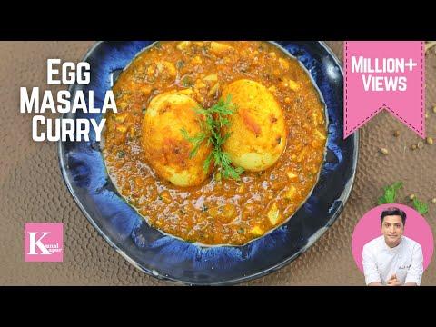 Egg Curry | Kunal Kapur | The K Kitchen
