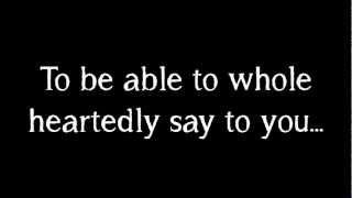 Alkaline Trio - A Song For Julie (Lyrics)