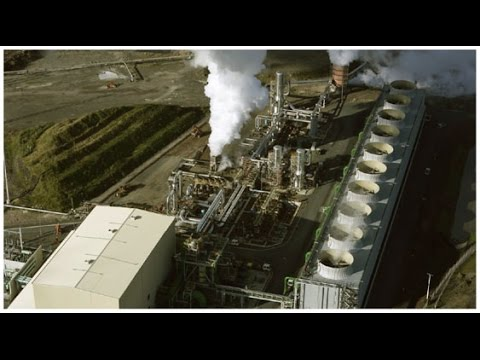 Geothermal Energy - Partnering with New Zealand 2015