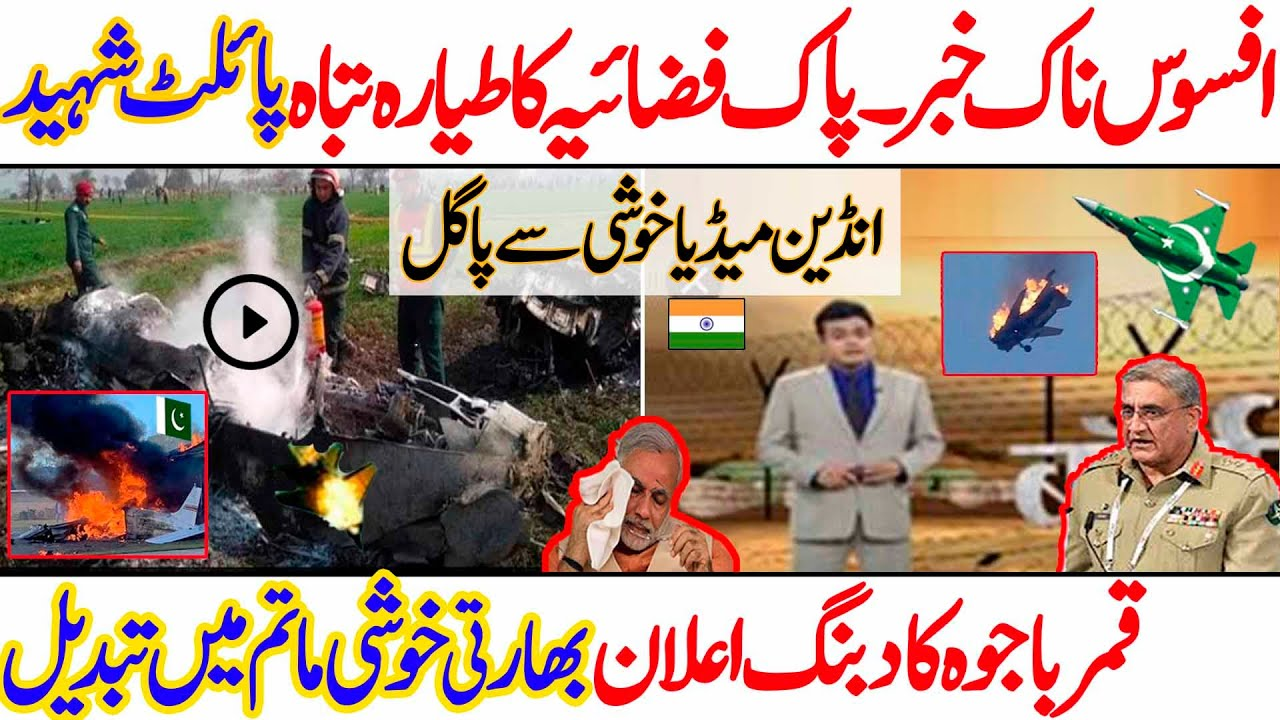 Pakistan little JF 17 THUNDER Fighter jet Take Down by India ? I Cover Point