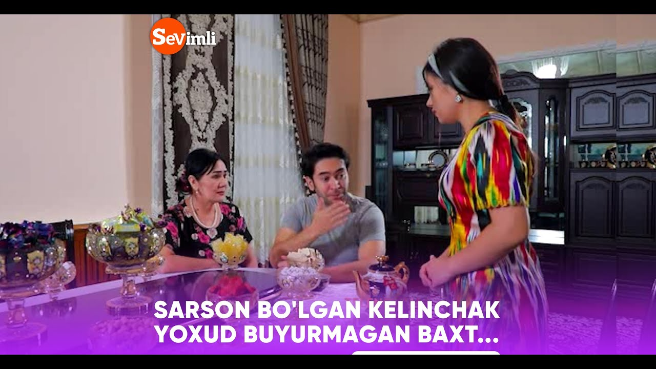 Download SARSON BO'LGAN KELINCHAK YOXUD BUYURMAGAN BAXT...