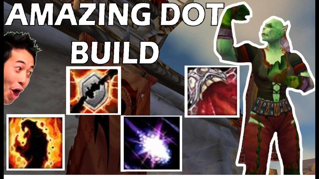 AMAZING DOT BUILD! - Project Ascension (WoW Random Ability)