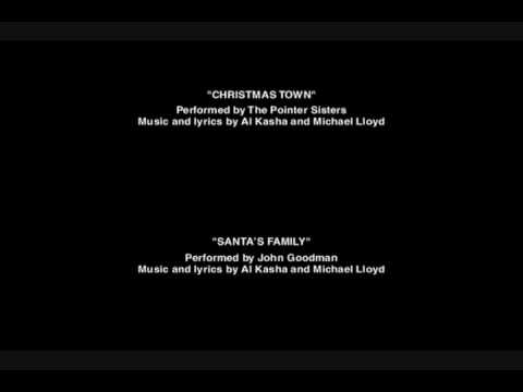 Rudolph the red nose reindeer: The Movie end credits