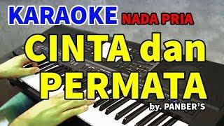 Download CINTA DAN PERMATA - Panbers   KARAOKE HD