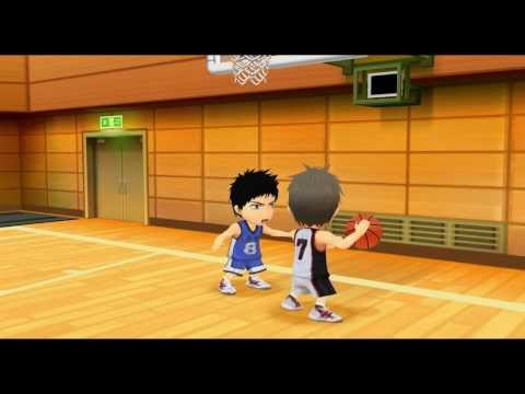 Kuroko No Basuke: Game Of Miracles FINAL (キセキの試合)