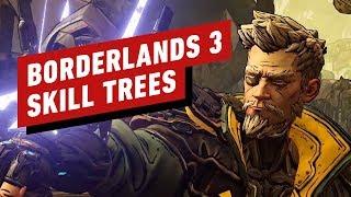 Borderlands 3 Skill Trees