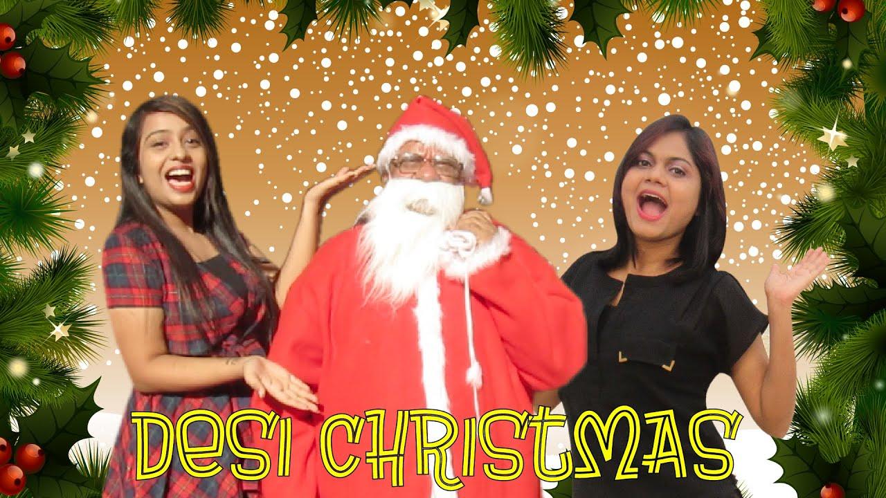 desi christmas when santa came to india christmas at orphanage bae christmas bae bae bae youtube