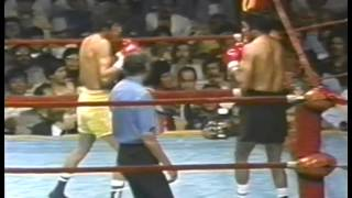 Lionel Rose v Rafael Limón 28 August 1976 Inglewood, California, USA