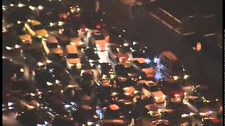 Massive Oakland Sideshow 11-27-14 1:00am