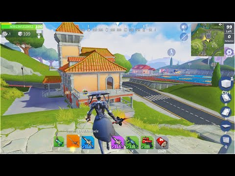 20 KILLS SOLO - DESERT WARRIOR (Woman) *New Skin* | CREATIVE DESTRUCTION