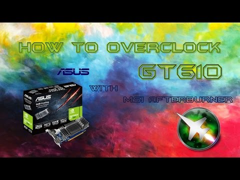 How to Overclock