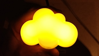 A genuinely nice Chinese cloud themed night light. thumbnail