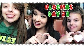 Vlogmas 2014! (Day 22)