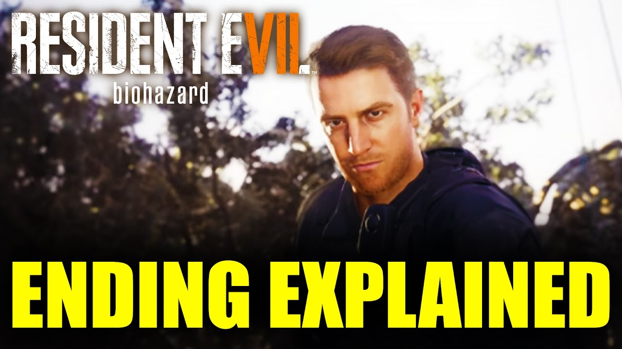Resident Evil 7 Ending Explained - What RE7 Means Going Forward