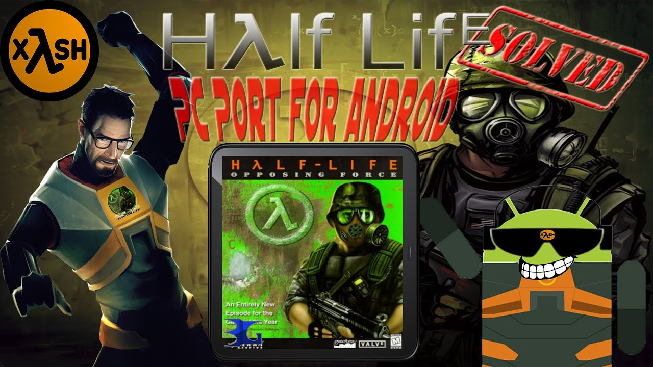 MULTIPLAYER GRATUIT OPPOSING TÉLÉCHARGER LIFE HALF FORCE