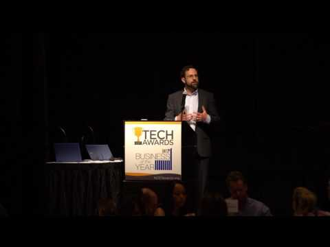 Customer Engagement Technologies | Financial Technology Company of the Year | 2017 NCET Tech Awards