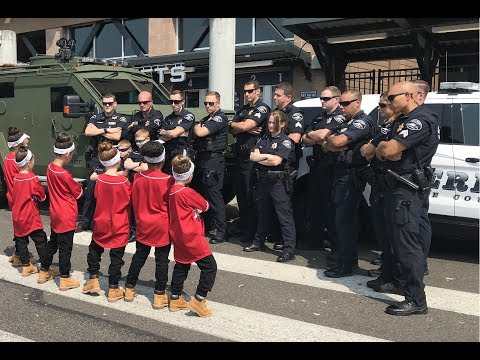Pierce County Sheriff's Department Dance Challenge