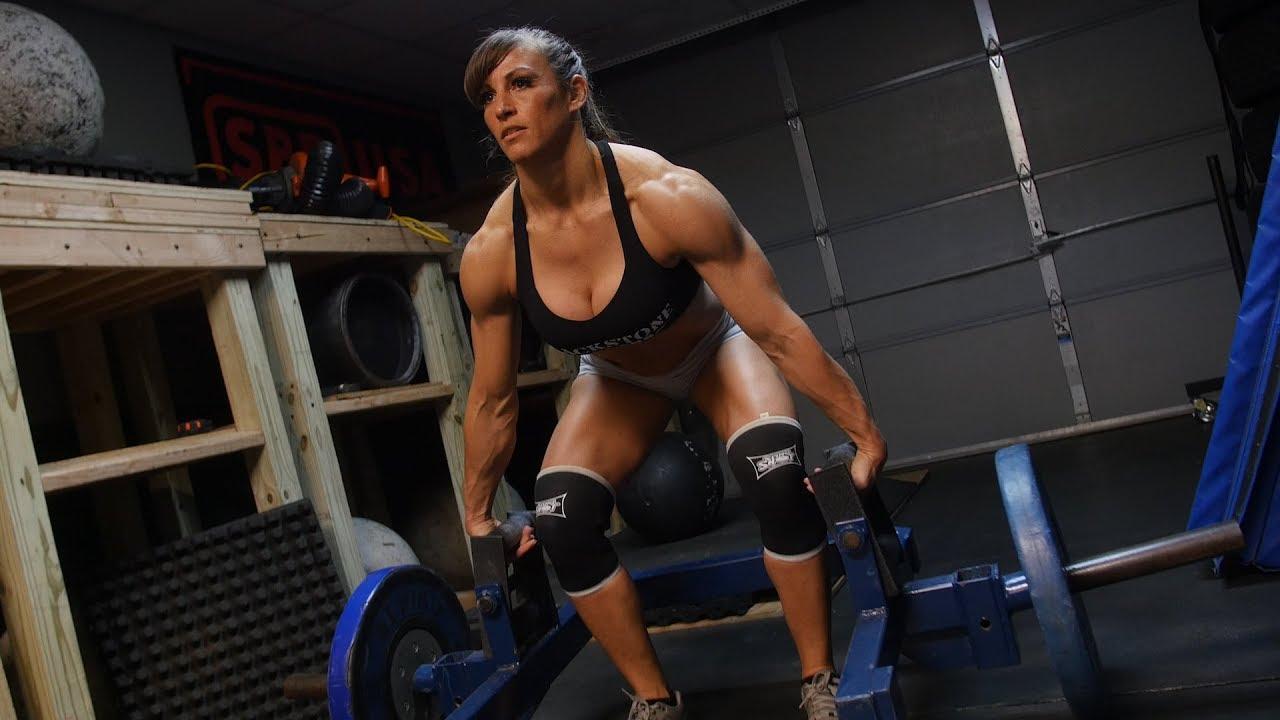 Strongman Element Training with Kristen Graham