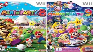 """Descargar """"Mario Party 8 y 9"""" para Nintendo Wii [Español][Iso][Mega]"""