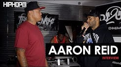 Aaron Reid Talks Hitco & Shares His Experience as a Music Executive (HHS1987 Industry Panel)