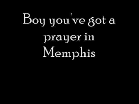 Marc Cohn - Walking in memphis (with lyrics)