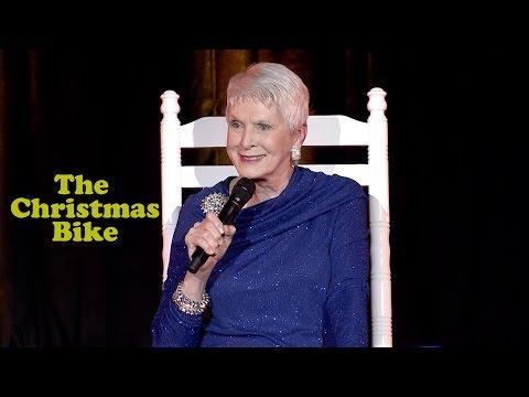 Jeanne Robertson   The Christmas Bike