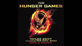 "Taylor Swift feat. The Civil Wars ""Safe & Sound"" (from The Hunger Games Soundtrack) thumbnail"