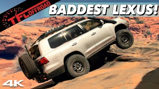 This Lexus LX 570 Can Off-Road With The Best Jeeps - Dude, I Love My Ride!