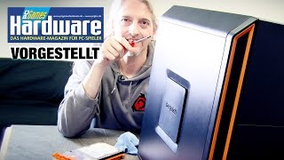 Be Quiet Silent Base 800 Unboxing und Hands-on Test