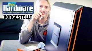 Be Quiet Silent Base 800 Unboxing und Hands-on Test