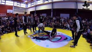 MV Battle Stralsund 2013 _Finale - Team Azooka vs Funky Reflex