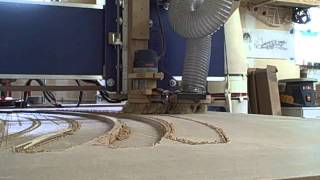 Diy MDF Cnc Router Table Mach3